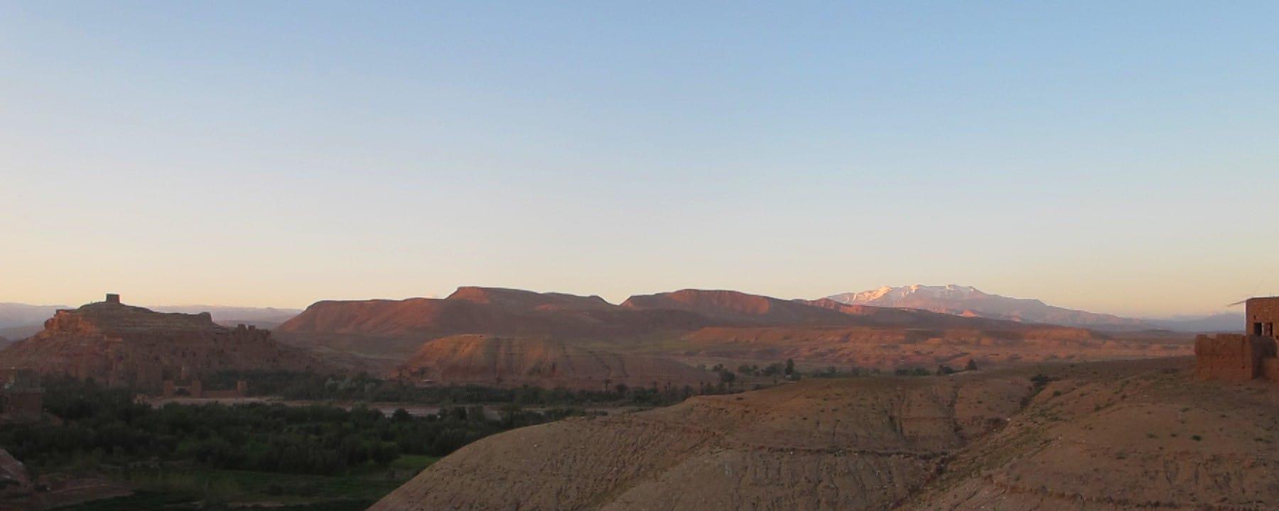 Ait Ben Haddou Morocco_Source NOSADE