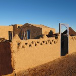 Architectural style traditional Berber housing Sahara desert Morocco_Source NOSADE