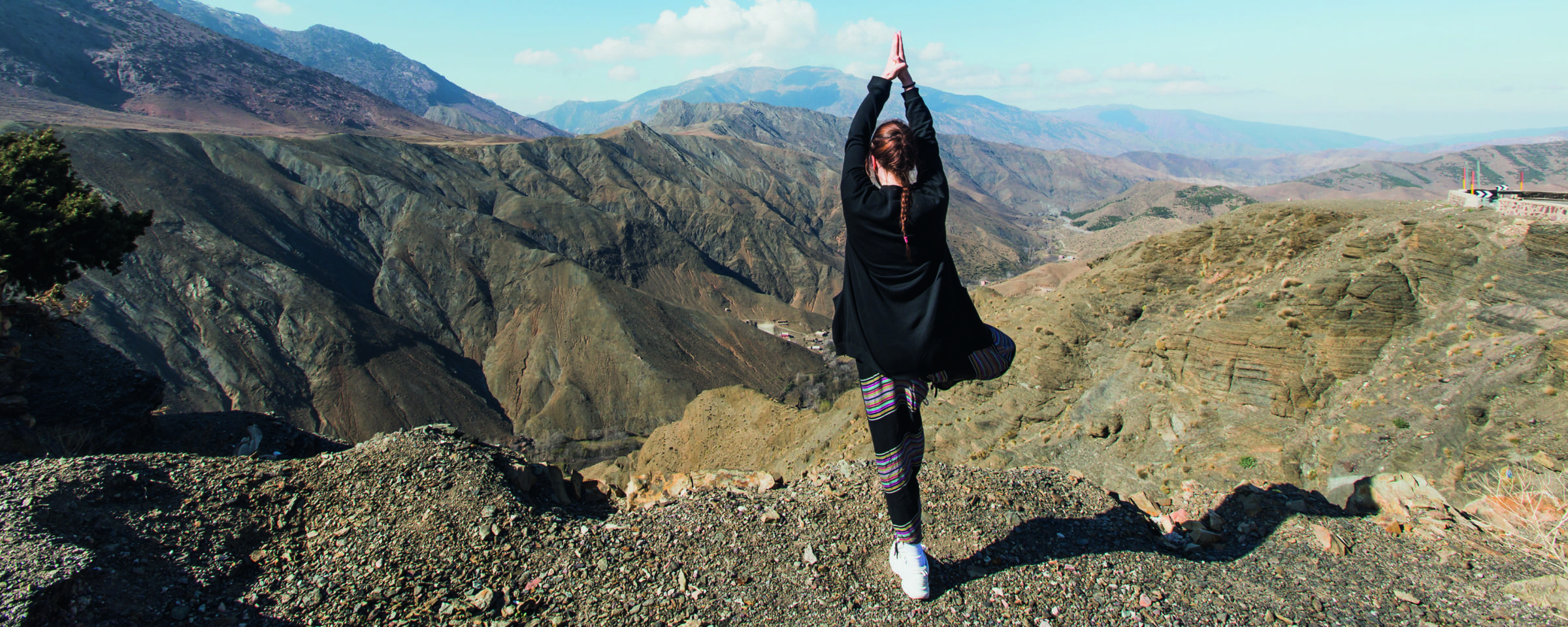 YOGA RETREATS IN MOROCCO for nomad hearted people - NOSADE
