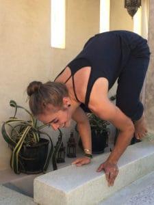 Corinna in Marrakesh_Source NOSADE