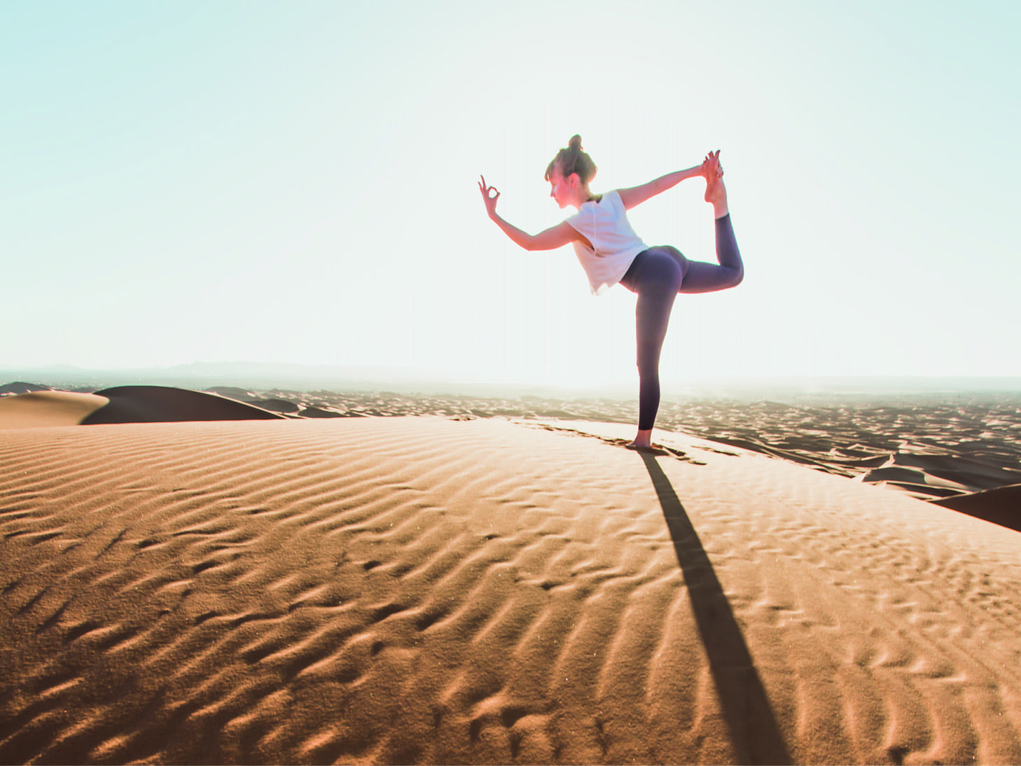 SAHARA DESERT<br>YOGA RETREATS