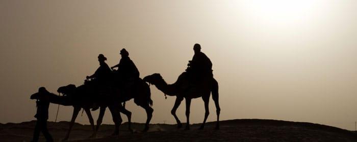 Marrakech & Desert