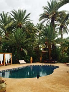 Ecolodge Bab el Oued Pool Area 2_Source NOSADE