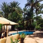 Ecolodge Bab el Oued Pool Area_Source NOSADE