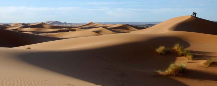 Erg Chebbi desert Morocco Merzouga dunes_Source- iStock