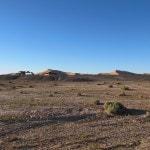 Erg Chebbi dunes nomad tents Sahara desert Morocco org_Source NOSADE