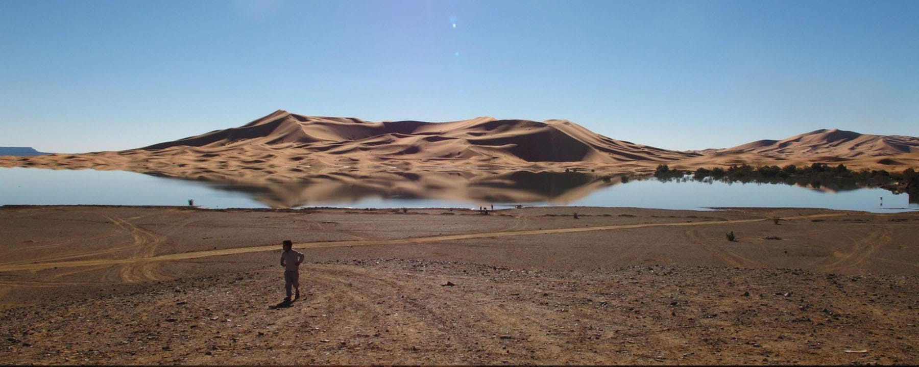 Erg Chebbi lake Sahara Desert Morocco_Source NOSADE