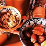 Fresh nuts and dates Marrakech_Source Amanda LaMagna Livaligned