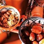 Fresh nuts and dates Marrakech_Source Amanda LaMagna Livaligned