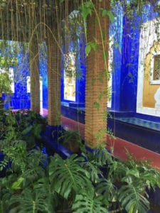 Jardin Majorelle Marrakesch_Source NOSADE