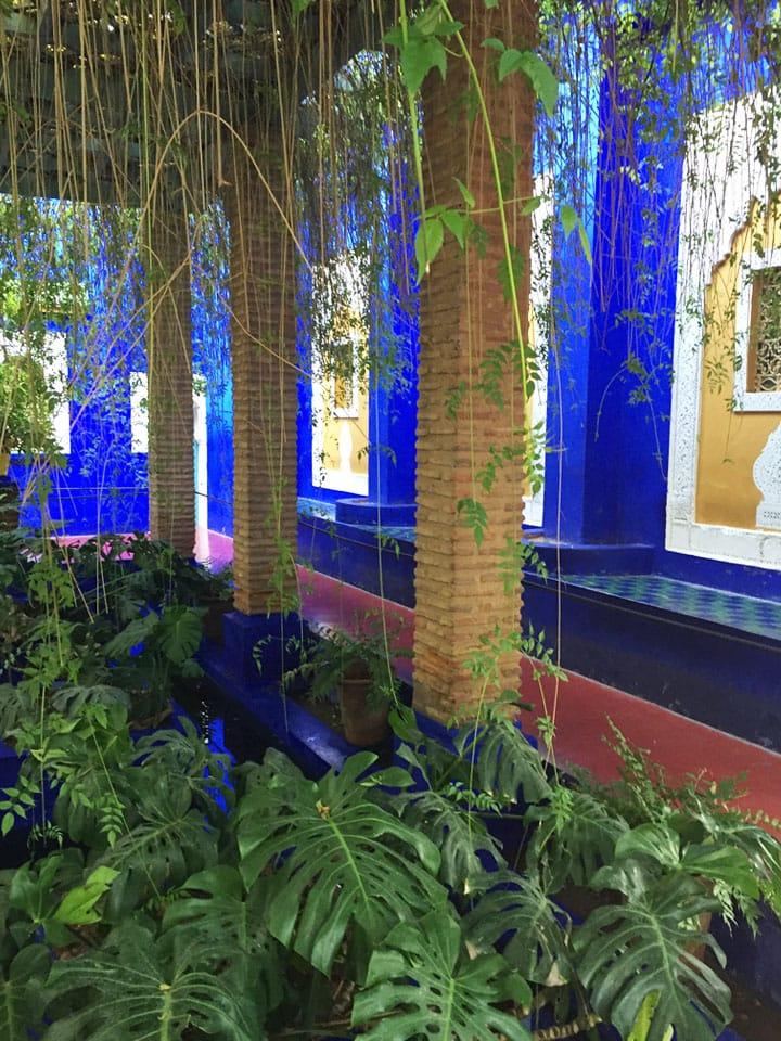 Studio Ko S Yves Saint Laurent Museum Marrakech Er 246 Ffnet
