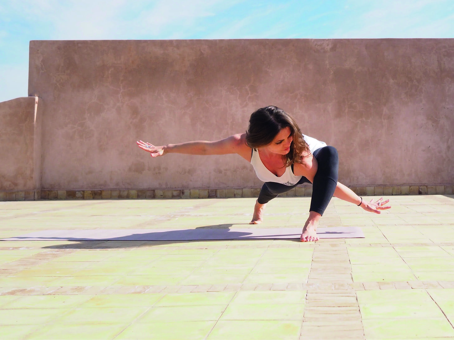 URBAN MARRAKESCH YOGA RETREATS