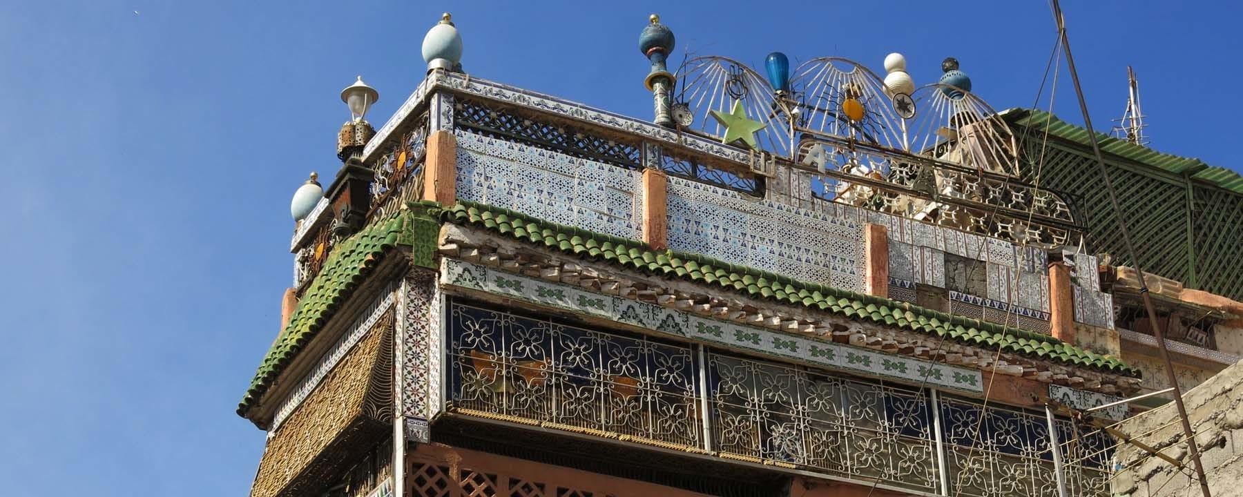 Moroccan arts and handicraft_Source Verena Schwarz for NOSADE