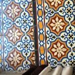 Moroccan floors_Source NOSADE