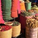 Moroccan spices Marrakech_Source NOSADE
