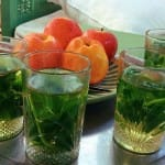 Moroccan tea and apples_Source NOSADE