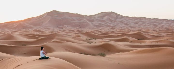 Morocco Desert Yoga Retreat_Source Luderwaldt Photography for NOSADE