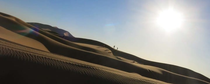 Morocco Sahara Desert Yoga Retreats_Source NOSADE