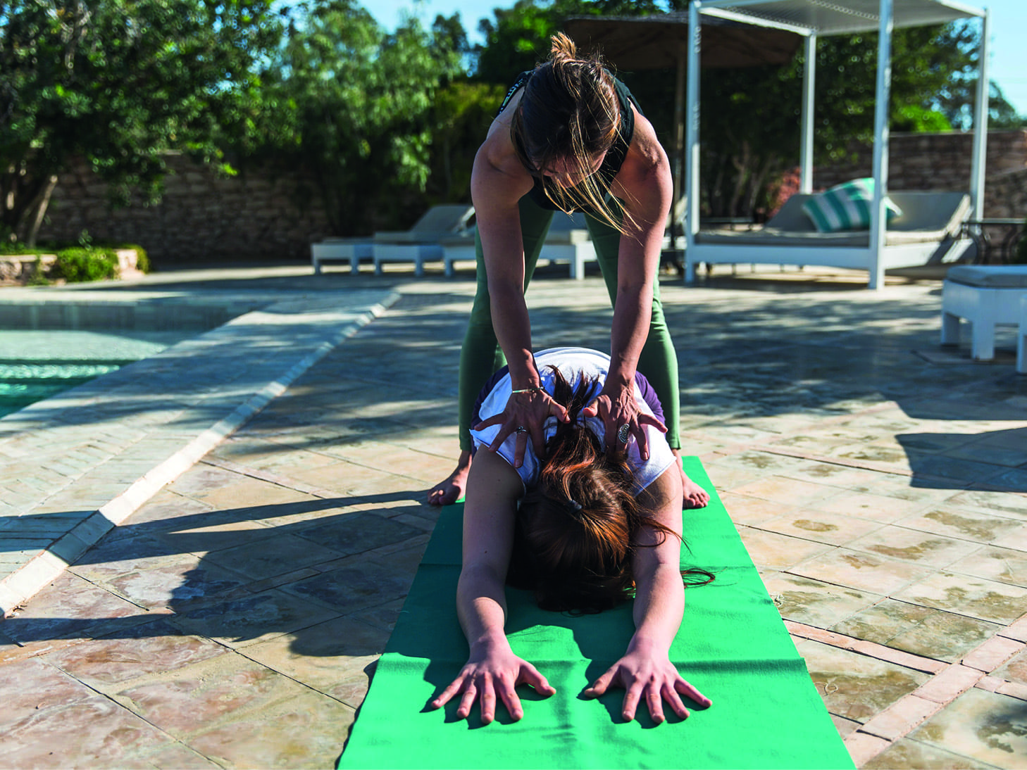SPECIAL YOGA<br>RETREATS