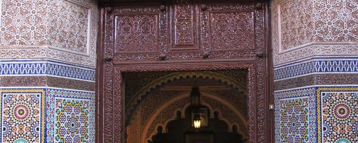 Moroccan Mosaics Marrakech_Source NOSADE