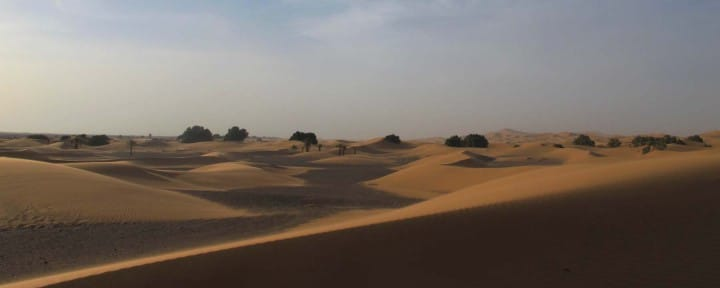 Mystical Sahara desert_Source NOSADE