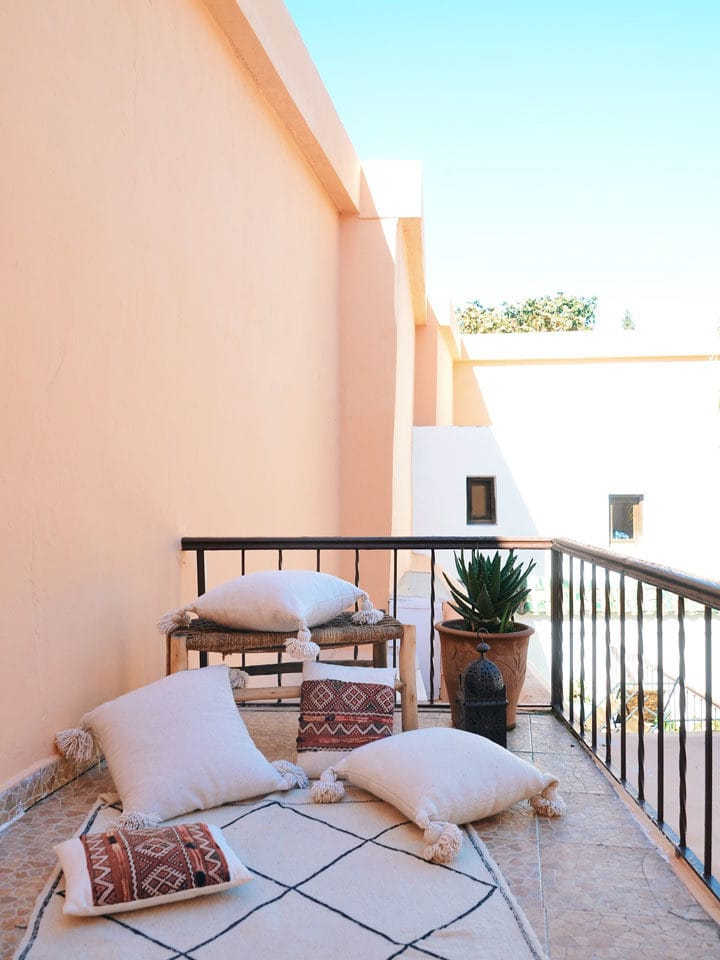 TERACE_NOSADE Venue Marrakech