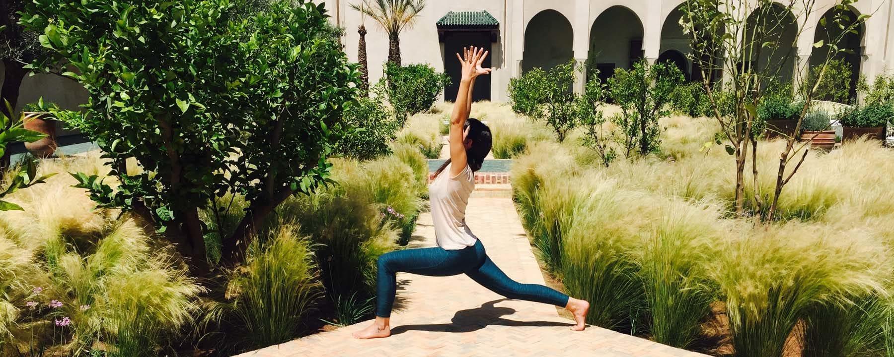 NOSADE Yoga Garden Marrakech_Source NOSADE