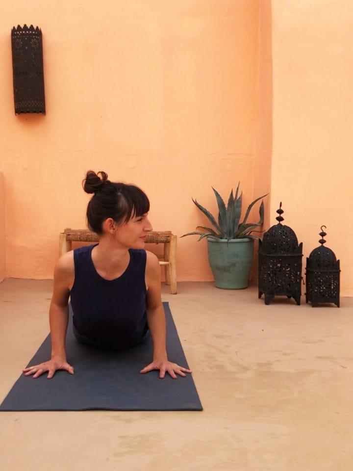 Riad Rooftop Yoga