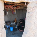 Nomad Berber woman Sahara desert Morocco_Source NOSADE