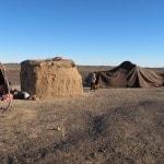 Nomad family Sahara desert Morocco_Source NOSADE