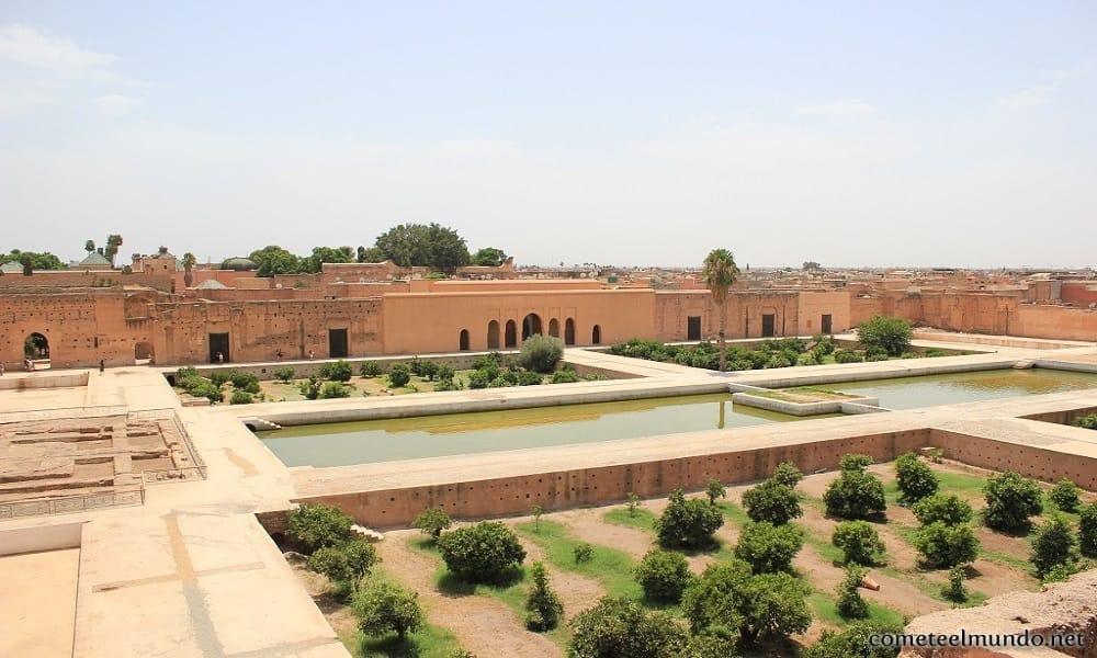 <b>El Badi Palace</b>