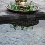 Riad Danka tea by the pool_Source NOSADE