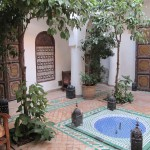 Riad Marrakech Morocco Traditional Morccan house_Source NOSADE