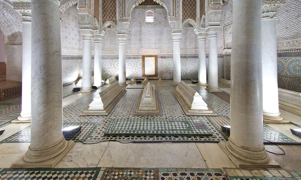 <b>Saadian Tombs</b>