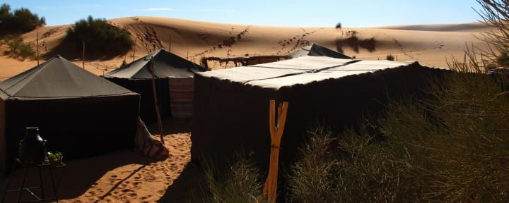 Sahara Desert Camp Morocco Erg Chebbi_Source NOSADE