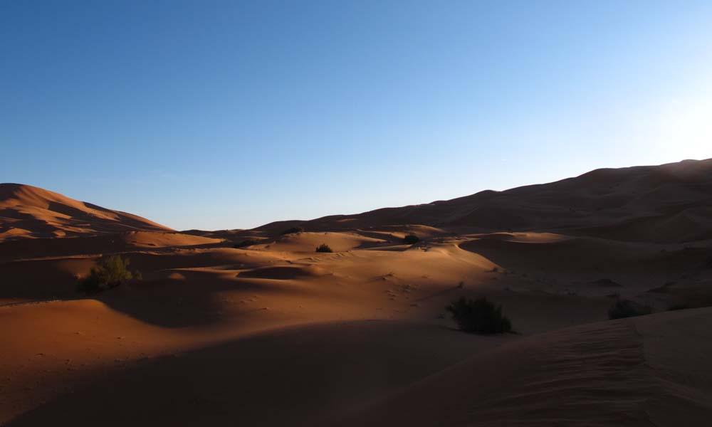 Sahara desert Morocco Erg Chebbi Sand dunes_Source NOSADE