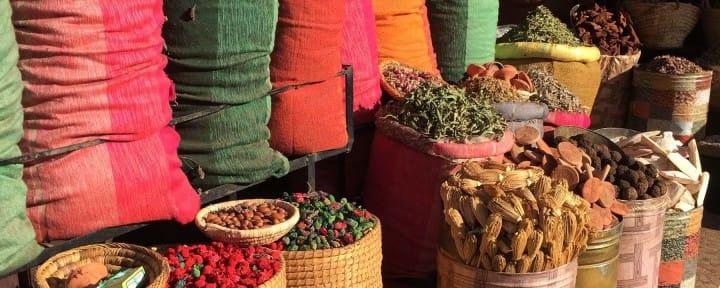 Souk des Epices Marrakech_Source NOSADE