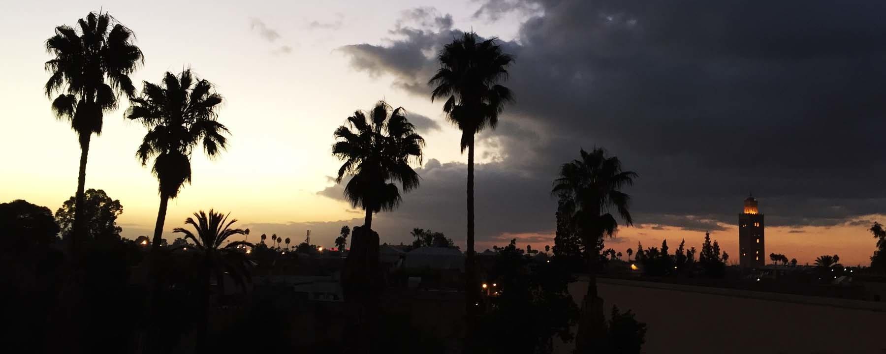 Sunset Yoga Marrakech_Source NOSADE