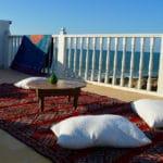 Terrace view Riad Kafila Essaouira_Source Riad Kafila