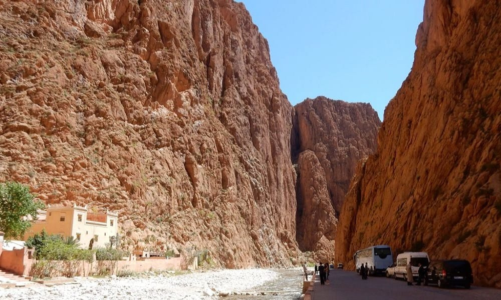 <b>Todra Canyon</b>
