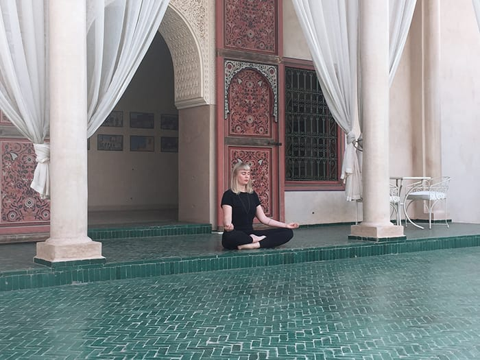 URBAN MARRAKECH YOGA RETREATS