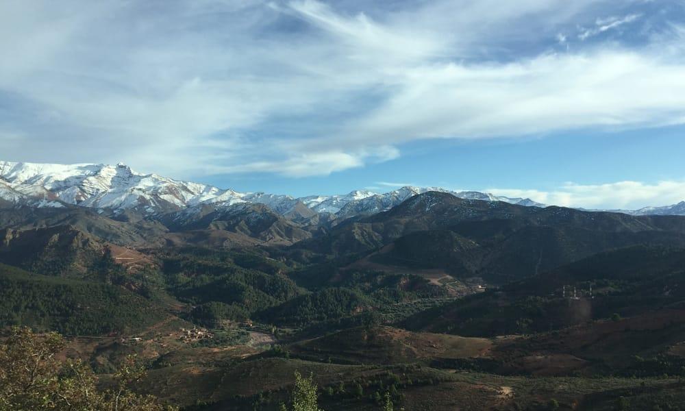 <b>Atlas Mountains</b>