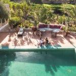 Yoga Les Jardins de Villa Maroc avec NOSADE__Source Luderwaldt Photography for NOSADE