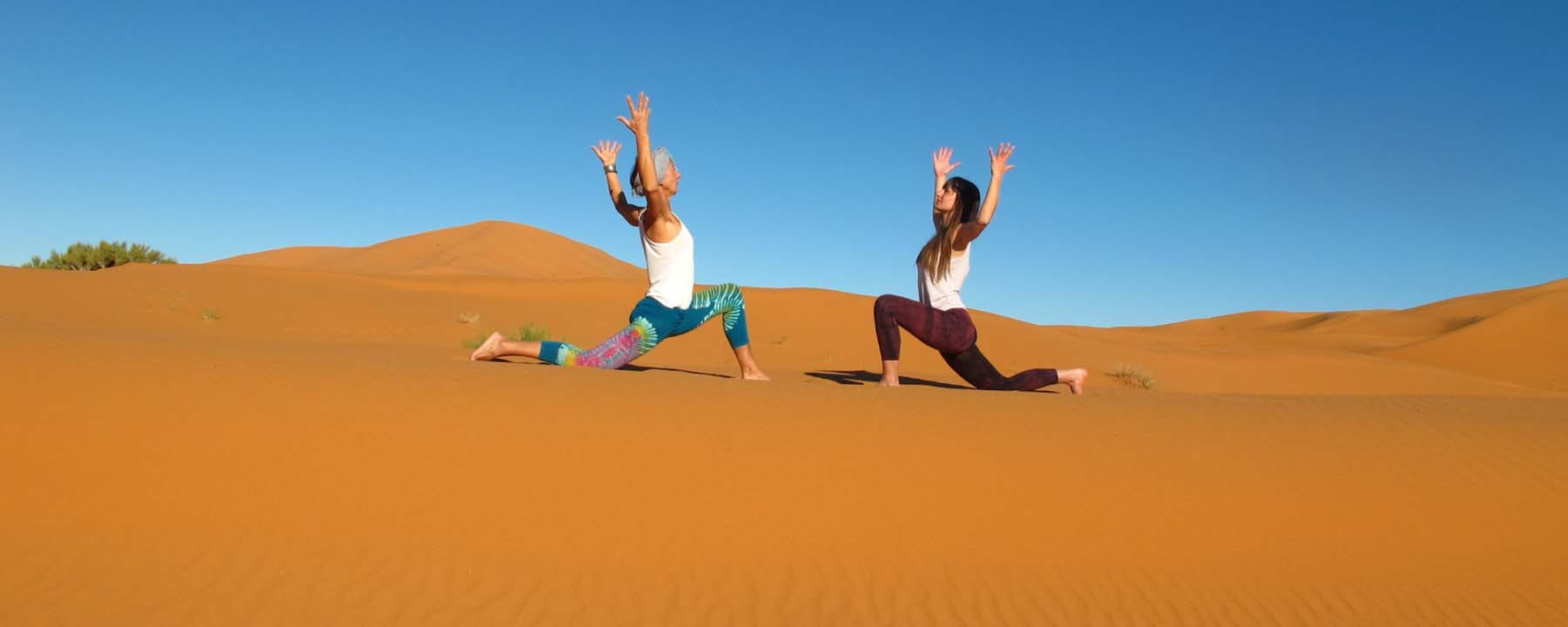 Yoga Retreat Sahara Desert Morocco_Source NOSADE