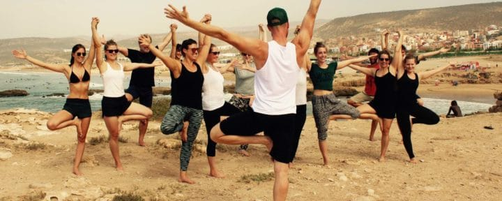 Yoga Surf Retreats Morocco_Source NOSADE