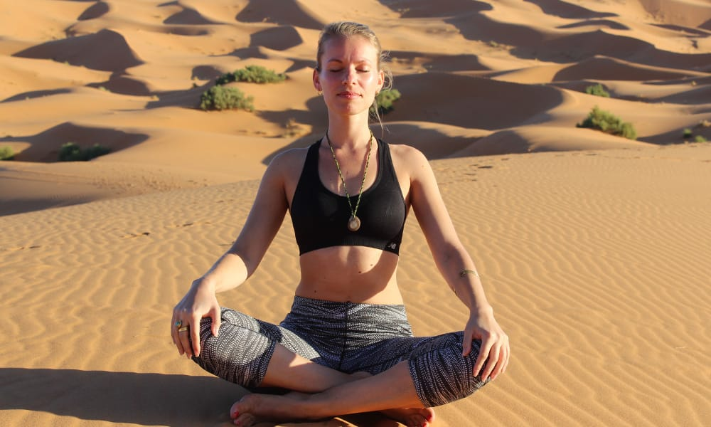 <b>Berbertent + Yoga</b>