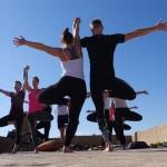 Yoga in der Wüste Marokko_Source Picture Alliance