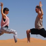 Yoga in der Wüste_Source NOSADE